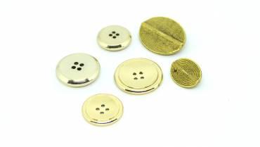 Bottoni e accessori in metallo